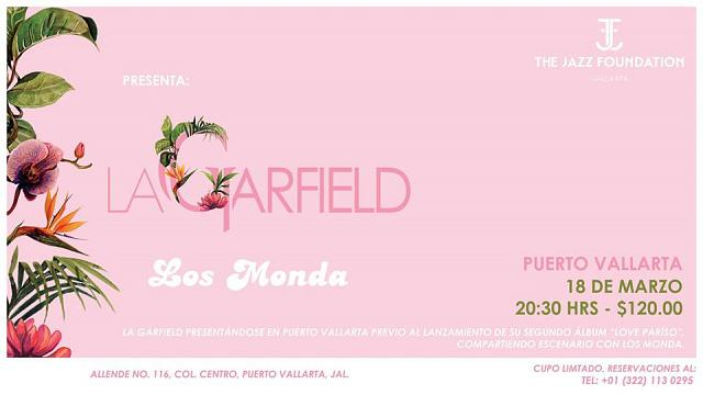 The Jazz Foundation presenta La Garfield & Los Monda